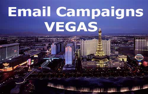 email campaigns las vegas