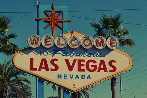 welcome las vegas sign