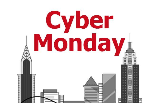 cyber monday las vegas skyline