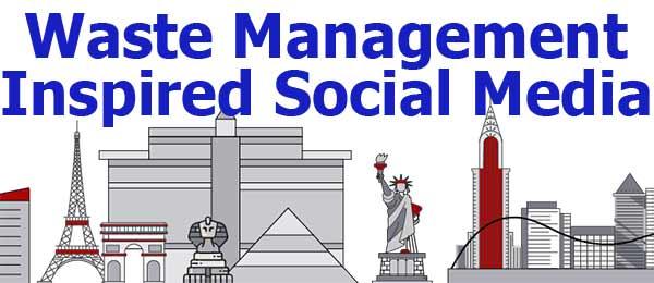 social media imspired waste management